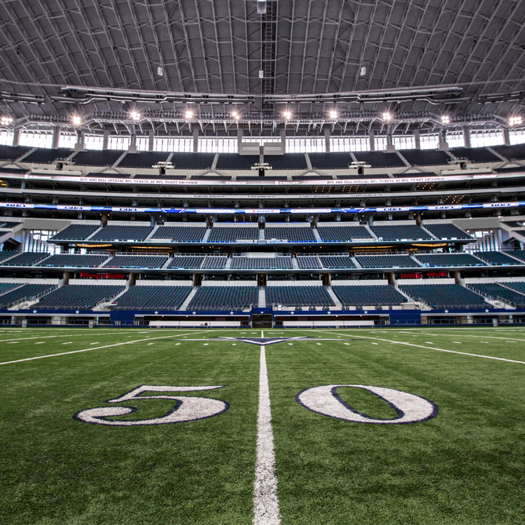 Self-Guided Tours give fans access to the most popular areas of AT&T Stadium, and are available on days when the football field is down.This tour is offered on days when the stadium has field availability. Ticket Pricing :Adult: $22 Child/Senior: $17